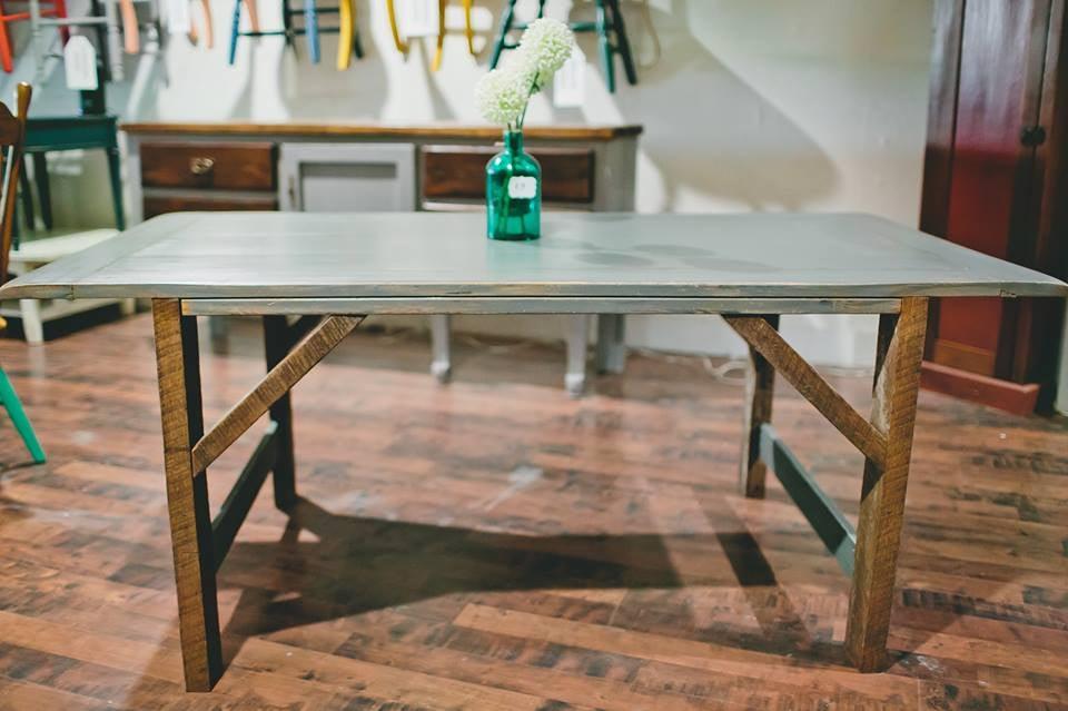 Classic Farm Table Reclaimed - $600