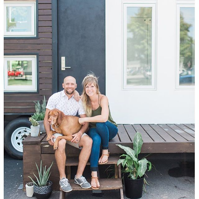 Friends, family, bro's an she's.  Helm is about to get back at it. This time in Portland, Oregon. Thanks to Winona Lake for all the support and all of you who have helped Helm grow!  BUT FIRST....Our little house is going to be on HGTVs show Tiny House Big Living this week!!! It first airs on the DIY Network tonight at 9 (8c) We were contacted about filming right after we got our trailer, so filming was a part of the whole building process. It's crazy that the show is finally here!  You should check out our episode  tonight to see the story of our build. • • • • • #tinyliving #tinyhouse #tinyhousemovement #luxurioustinyhouse #tinyhome #tinyoffice #tinystudio #tinyhouselife #livingtiny #tinyhousepdx #tinyhousenation #tinyhouseonwheels #hgtv #tinyhouseliving #simpleliving #minimalist #reclaimed #vizsla #helm #helmwoodcraft #handmade #handcrafted #wood #woodworking #carpentry #reclaimed #reclaimedwood #salvage #table