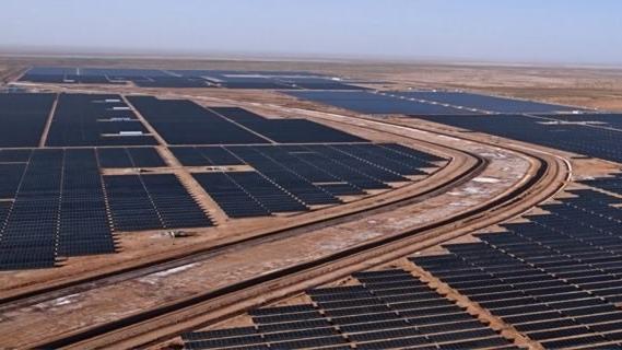 Maior usina fotovoltaica do mundo, 850 MWp