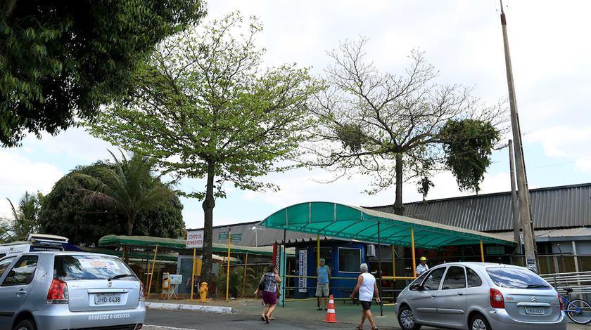 Feira do Guará, no Distrito Federal.