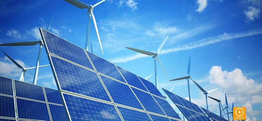 energias limpas + cosol +energia solar