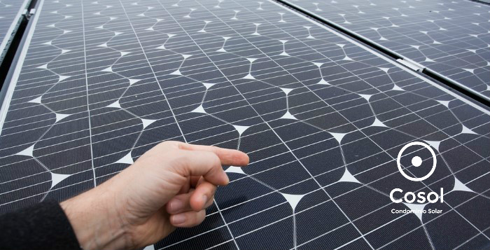paineis solares + cosol