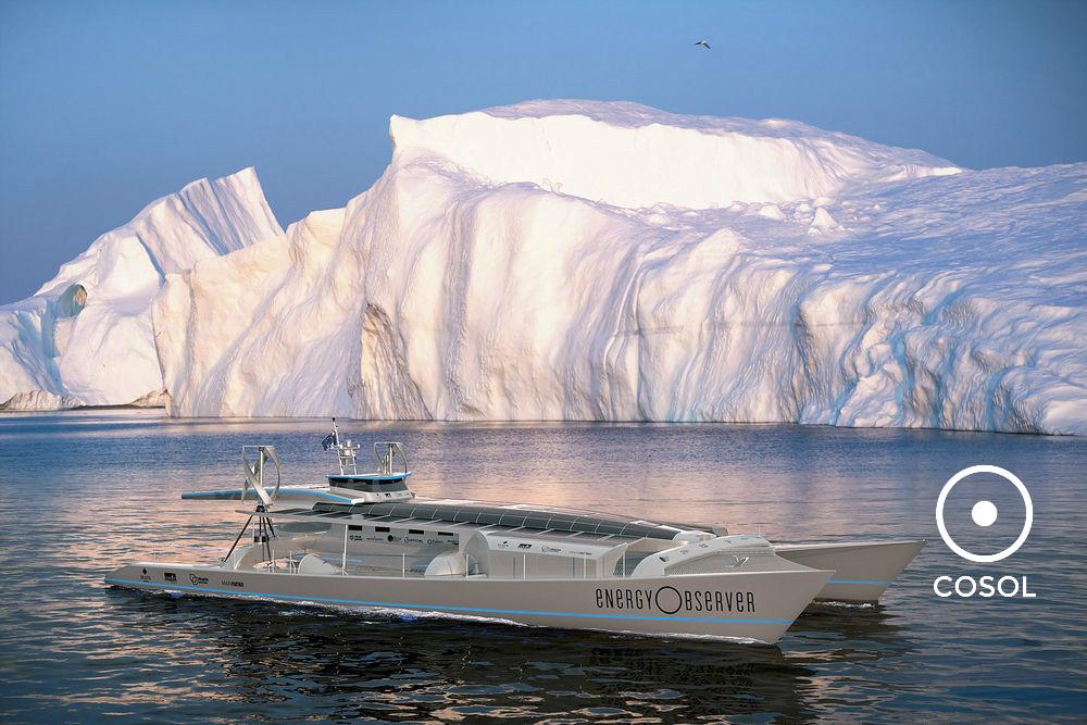 barco sustentavel + energy observy