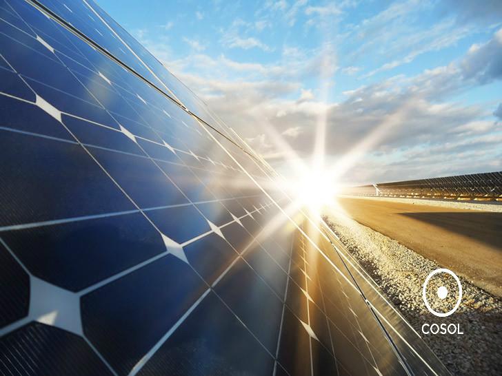 energia solar barata + cosol