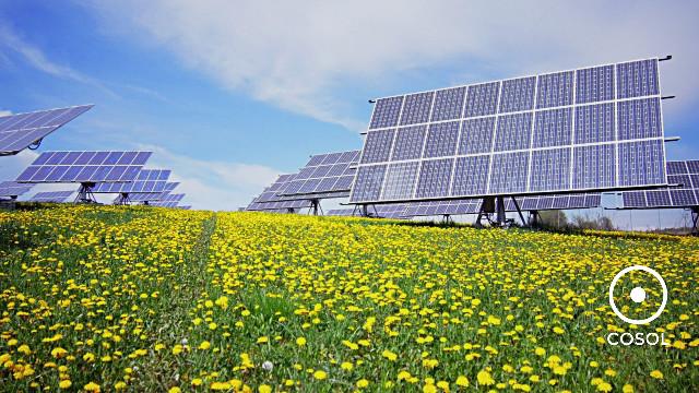 meio ambiente + energia solar