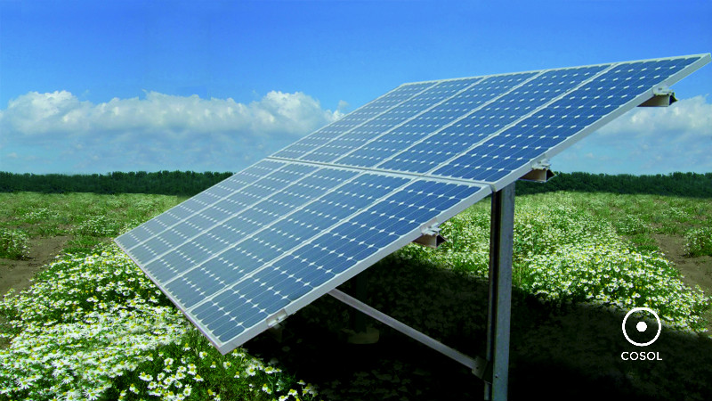 Comparando 2015 e 2014, o crescimento do uso de energia limpa foi de 110,76%.