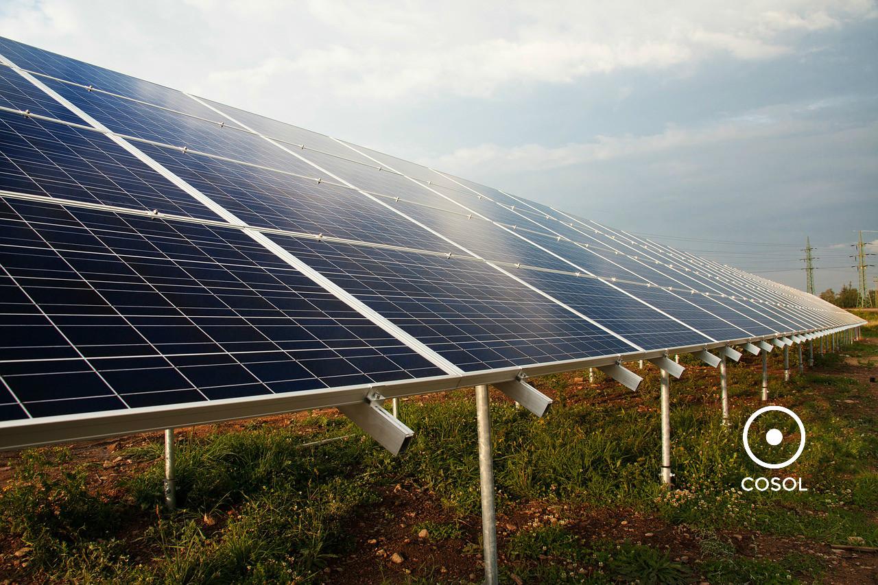 energia solar + painéis fotovoltaicos + cosol