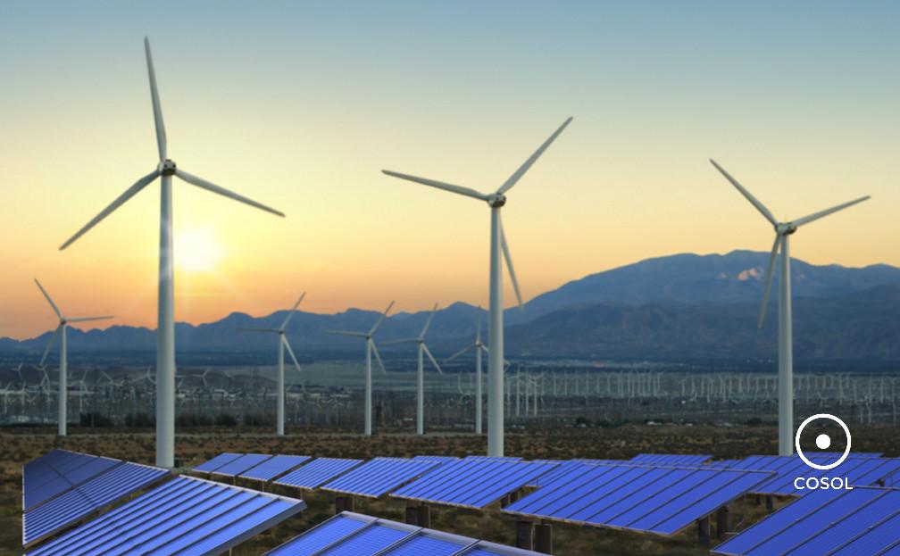 energias renovaveis + cosol