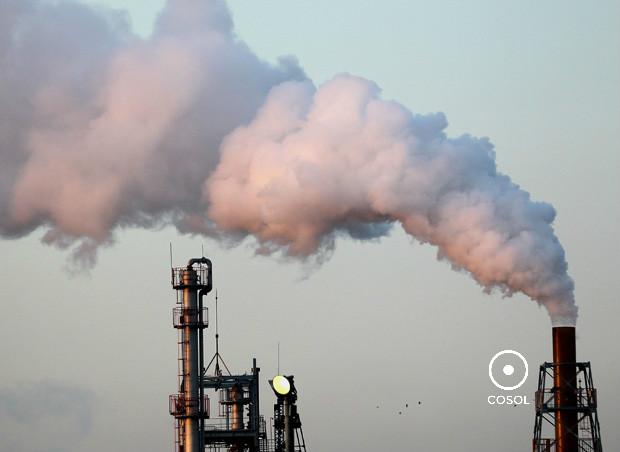 poluição + petróleo