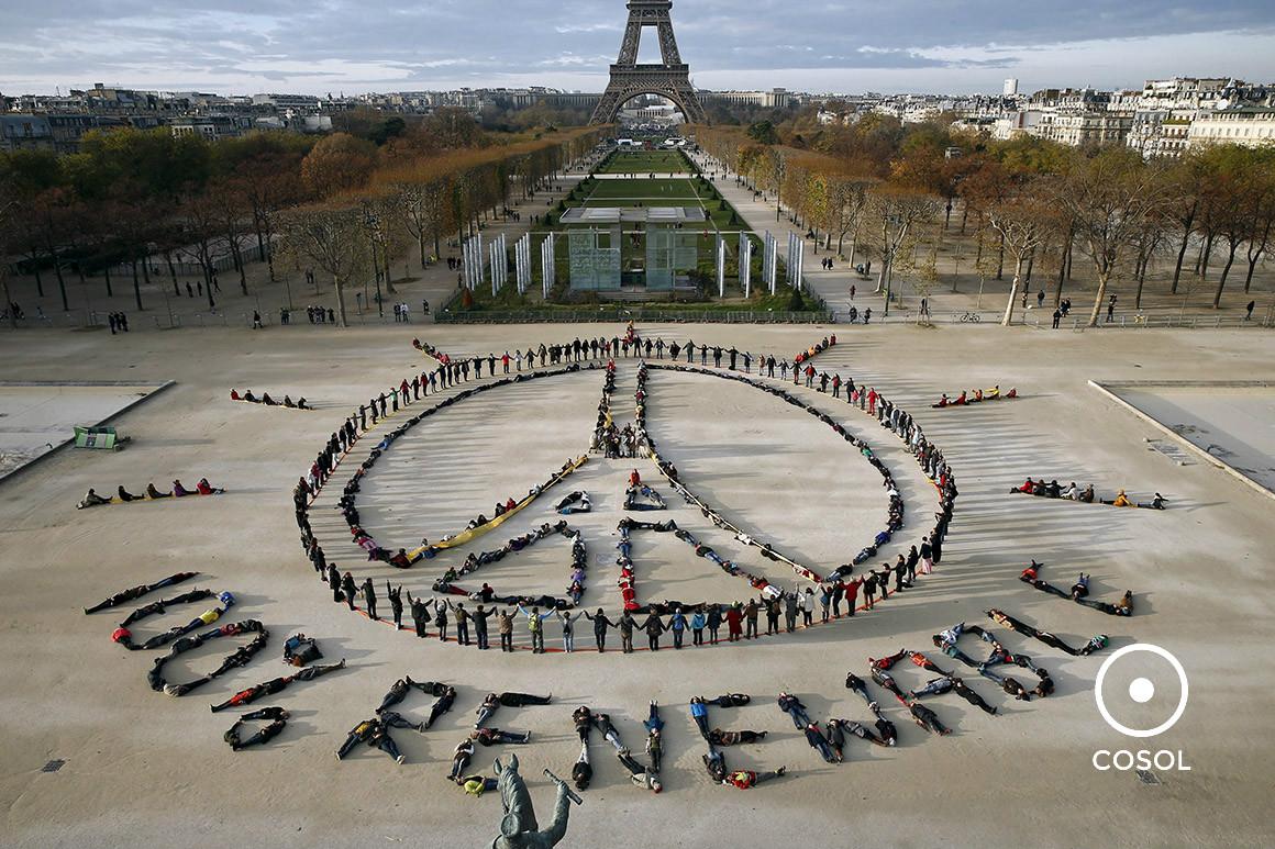 acordo de paris + renovaveis