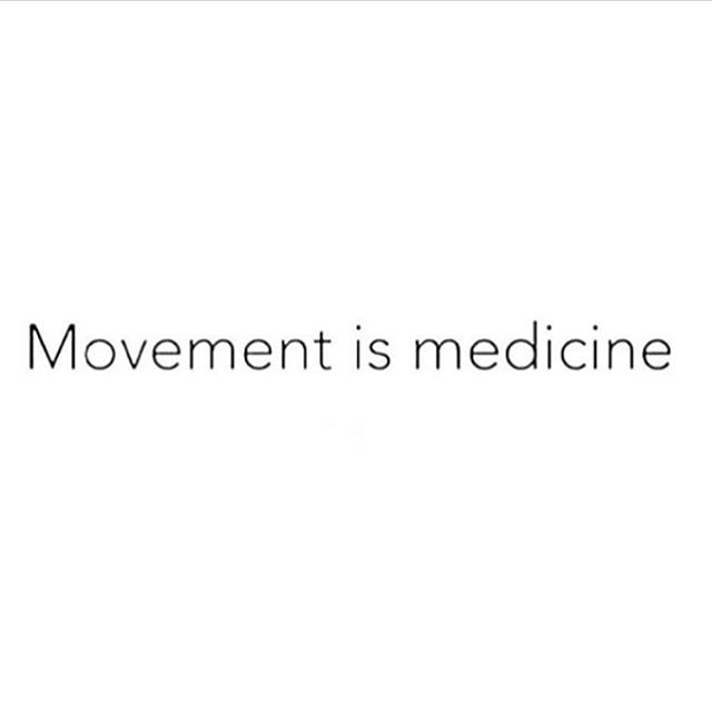 Pretty much Osteopathy in one sentence! Or rather, movement is HEALTH! When there is a lack of movement in any of our tissues, it leads to build up of waste products, compensation and stasis - all things we want to avoid! 🚫 the simple answer is to achieve MOVEMENT 🌀#osteopathy #movement #health #osteopathicprinciples #thebodyisoneunit