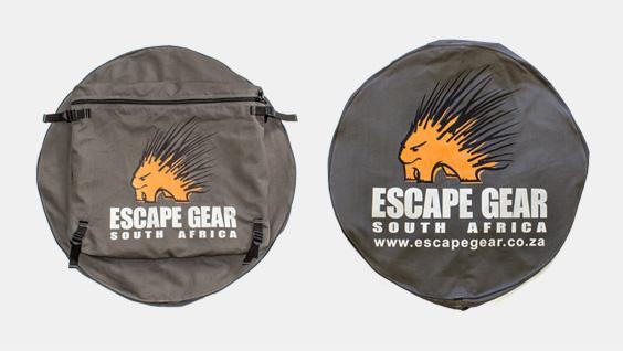 Escape Gear Reserveradschutzhüllen Dunkelgrau.jpg