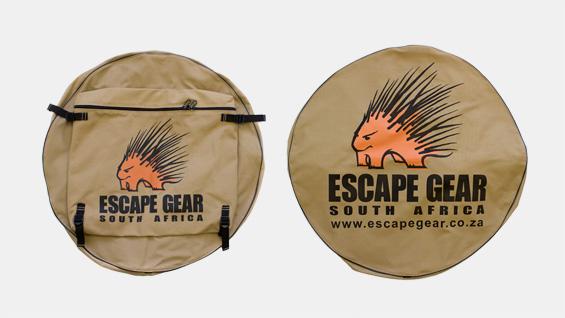 Escape Gear Reserveradschutzhüllen Khaki.jpg