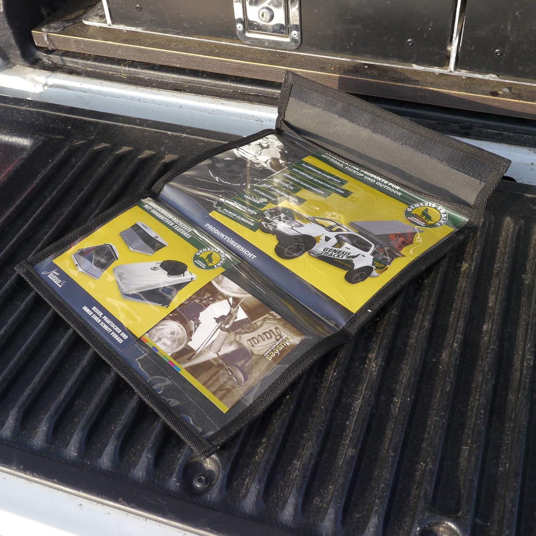 Escape Gear Taschen und Accessoires - Dokumentenmappe Overland 06.JPG