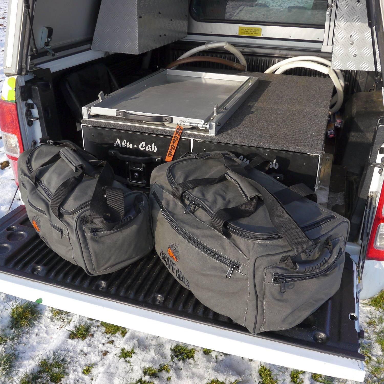 Escape Gear Taschen und Accessoires - Reisetasche Overland 65 und 45 10.JPG
