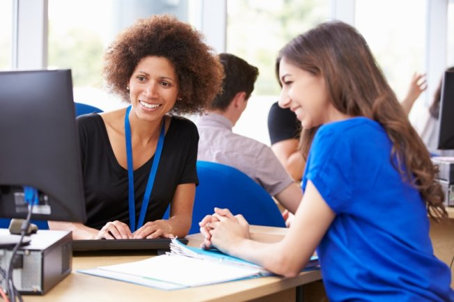 Career counselors know students are new to job searching and are happy to start from the beginning.