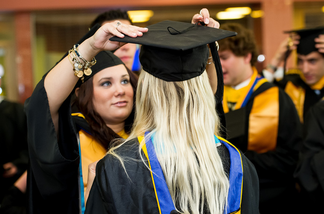 Are graduates getting value for their money?  Merrimack College/Flickr ,  CC BY-NC-ND