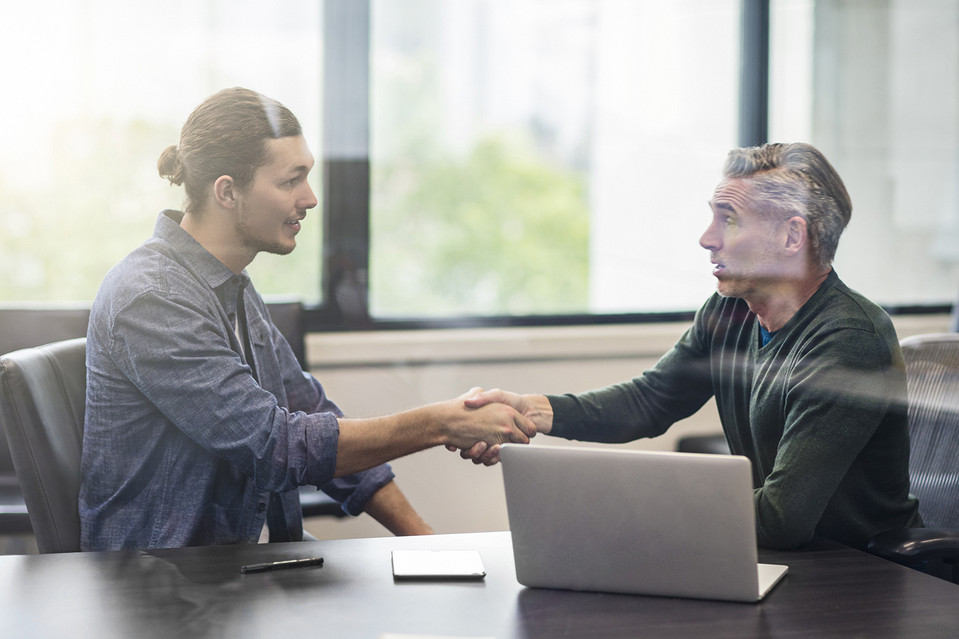 Getting that first meeting with an in-demand executive or potential mentor can change the course of a person's career. But how do you break through with someone you've never met before? PHOTO: ISTOCK