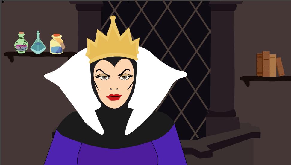 Still image from short animation clip