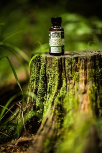 Big Wood Beard Oil