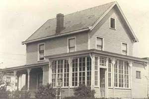 Original Home in Pelham Village