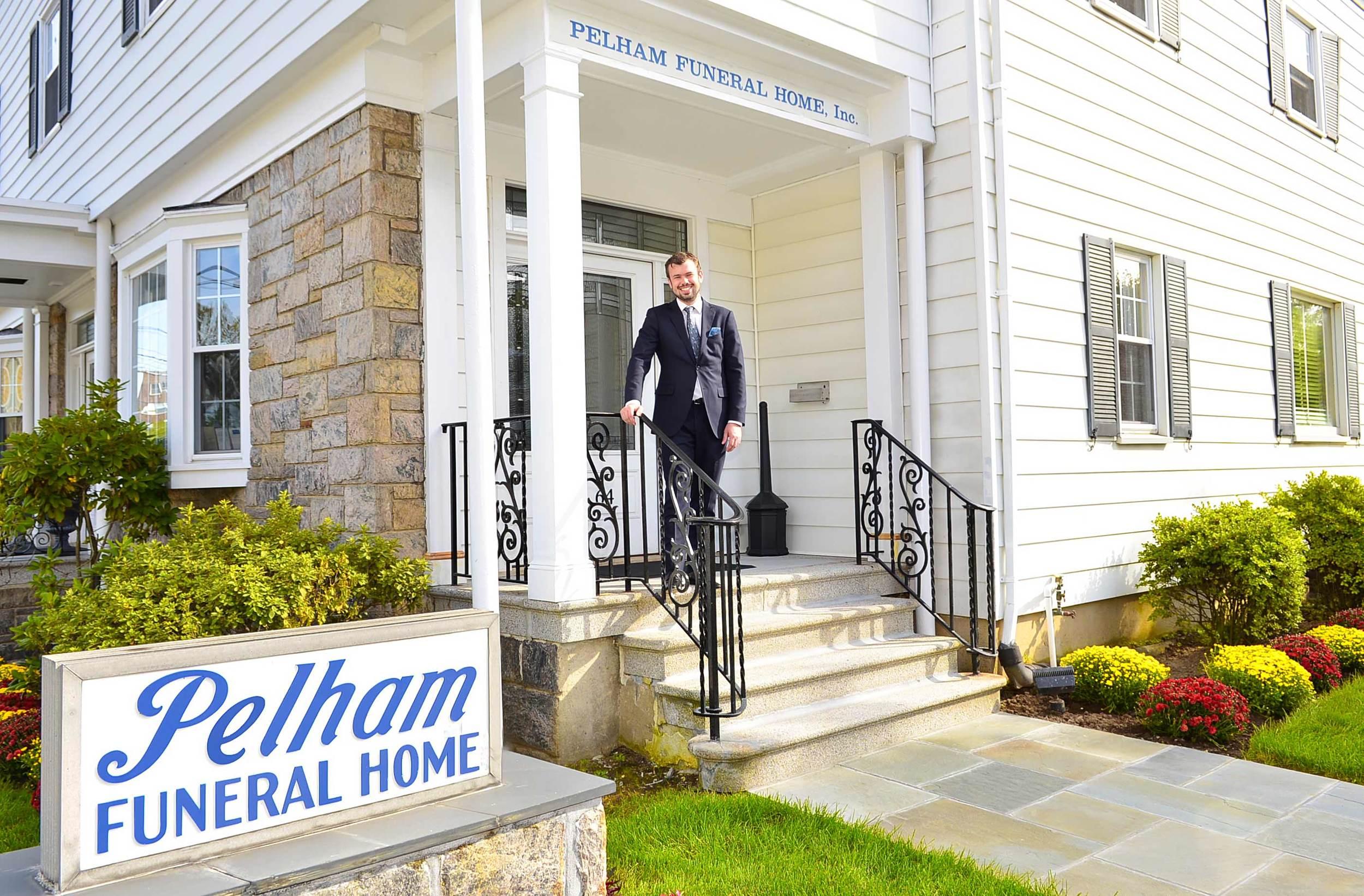 Funeral Home in Pelham, New York