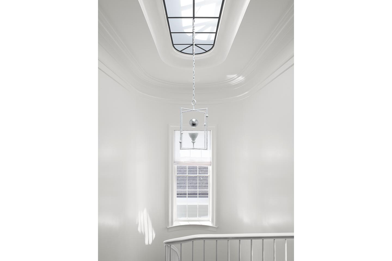 Custom Orion Lantern for Lee Ledbetter  Photographer: Pieter Estersohn  2019