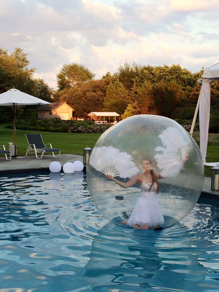 Bubble on pool - White Party.jpg