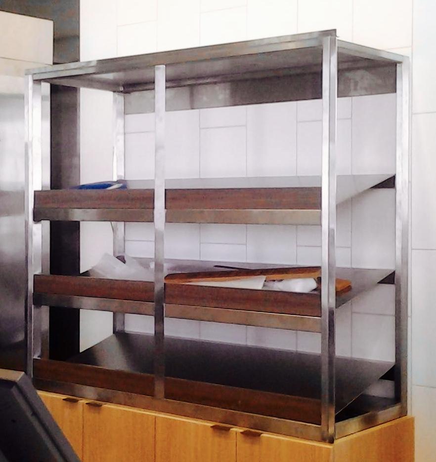 Bagel Display Rack