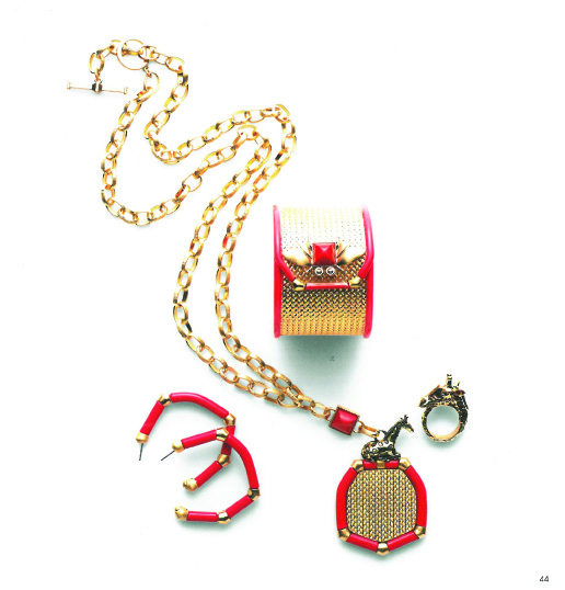 Jewelry Design Direction for Isaac Mizrahi for Liz Claiborne