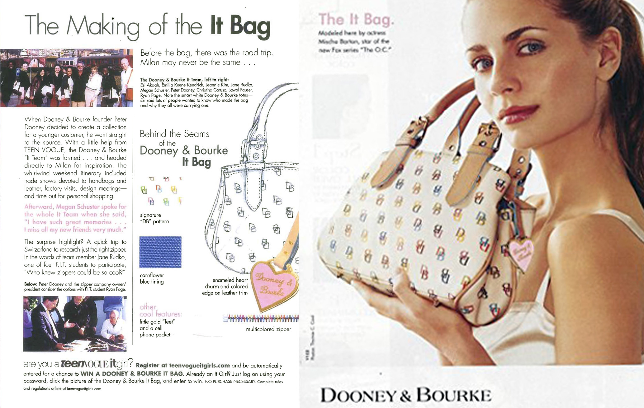 Dooney & Bourke Design Collaboration