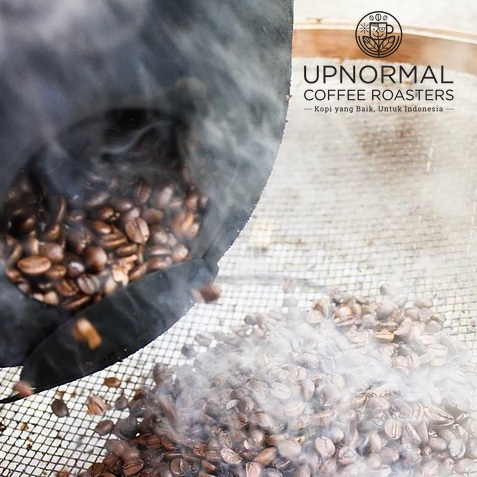 Upnormal Coffee - Upnormal Coffee Roasters is dedicated to the natural and organic process for Indonesian coffee. Their Aceh Gayo coffee beans originally comes from Gayo Highland, Sumatra, Indonesia and has been awarded as Fair Trade Certified ™ From International Organization Fair Trade on May 27, 2010.