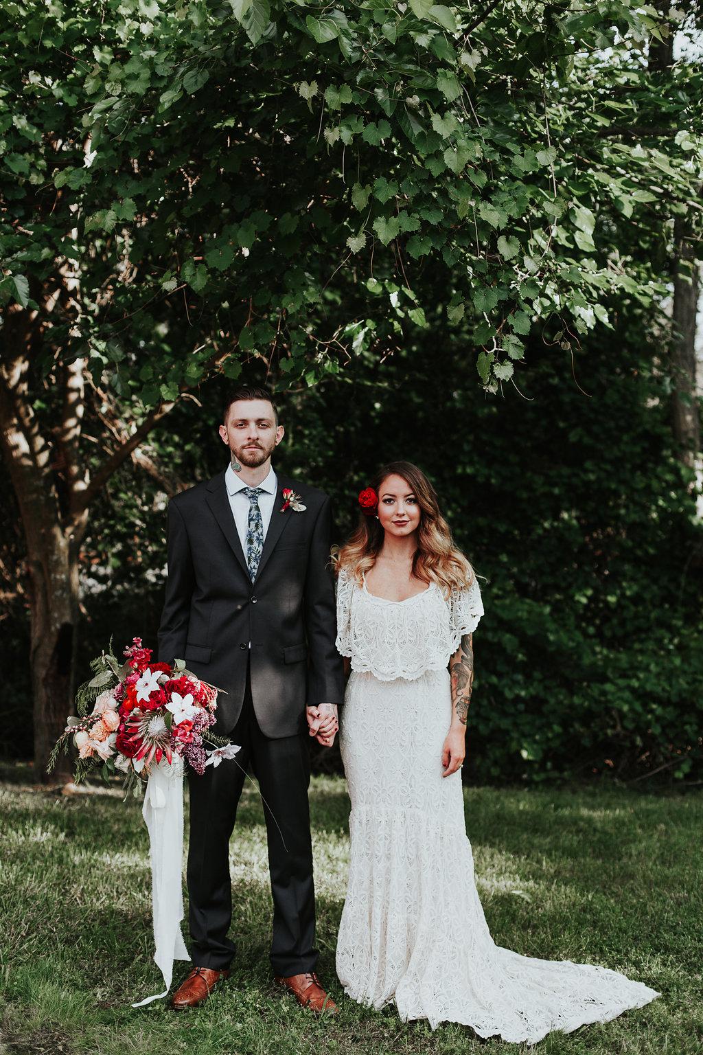 Brianna & Tyler Watson - Spring 2017