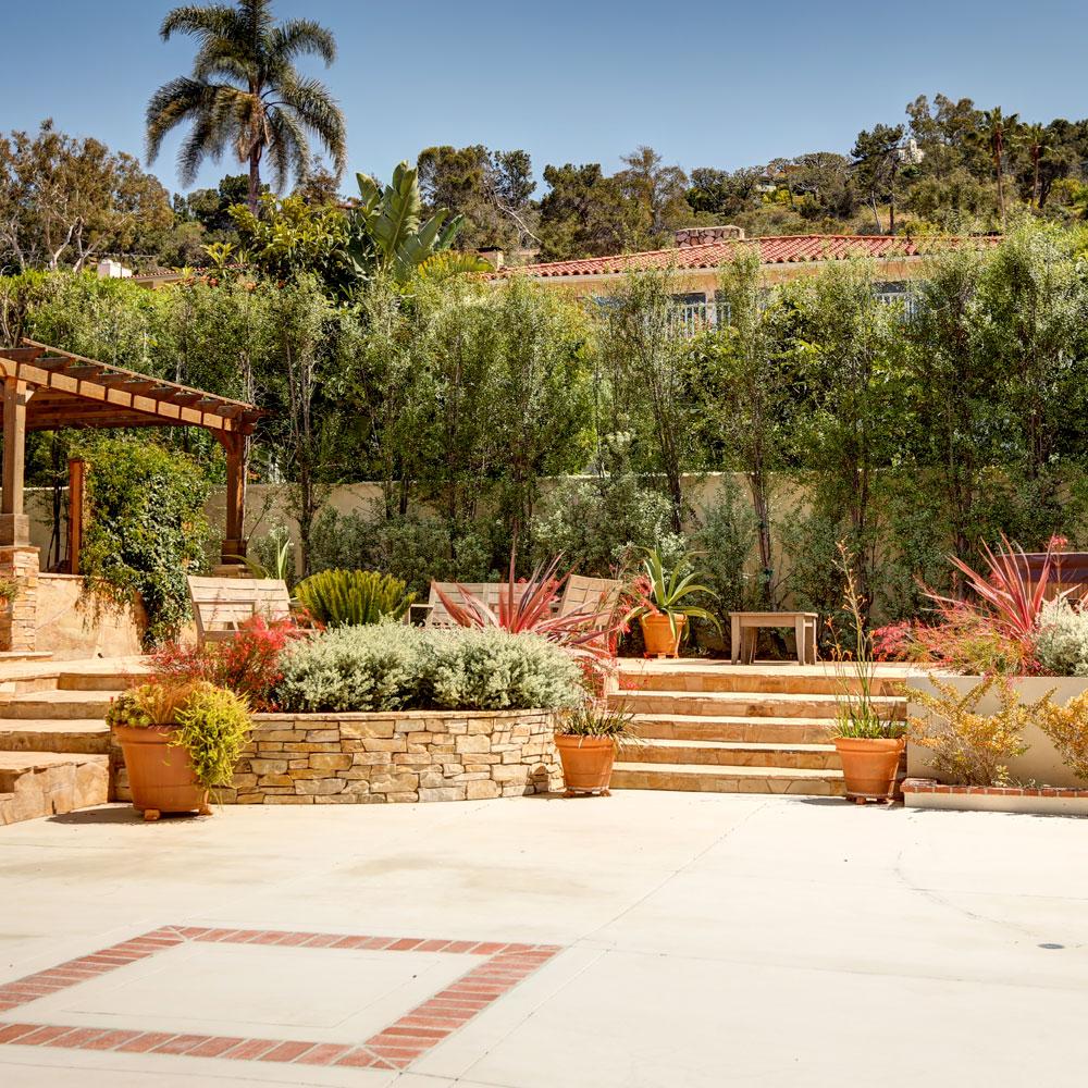 Desert Garden Patio - Malaga Cove