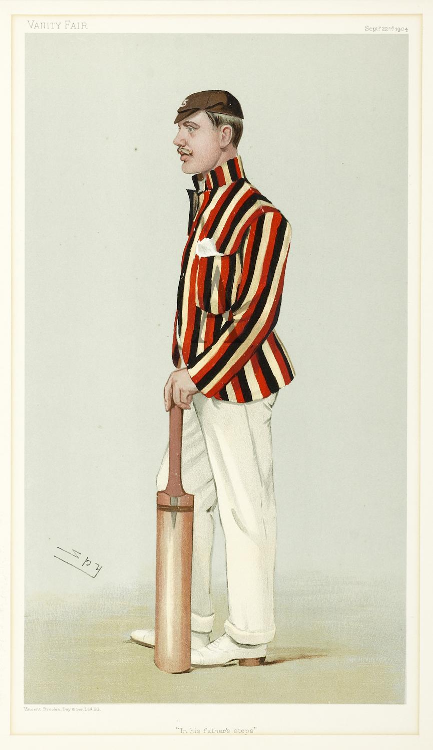 Edwardian sporting gear