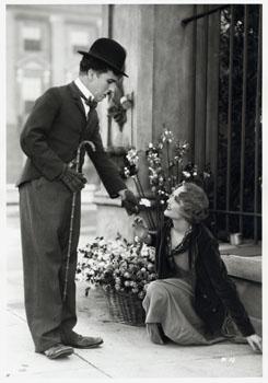 Chaplin in City Lights