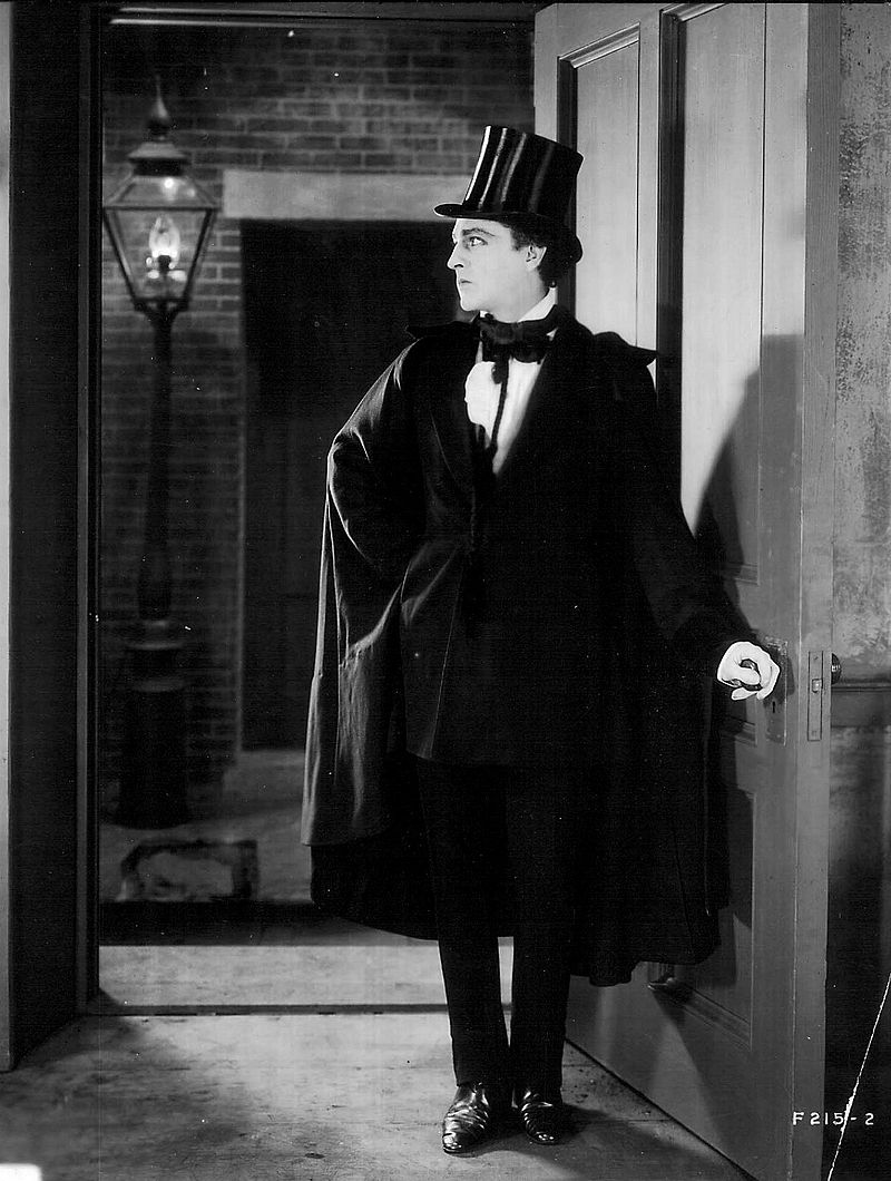 a 1920s Dr. Jekyll