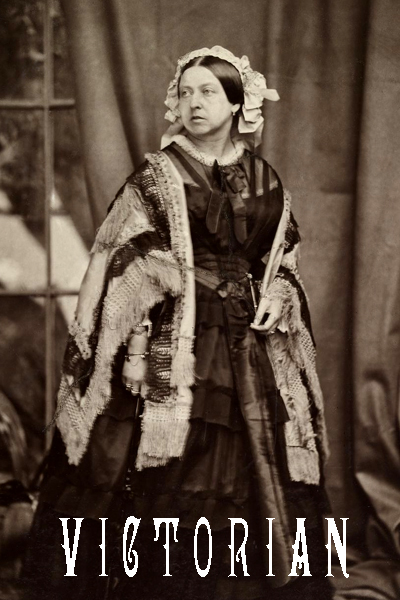 Victorian Costume for Murder Mystery Games