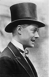 1930s Duke of Windsor