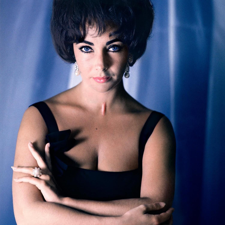 Liz Taylor 1960s