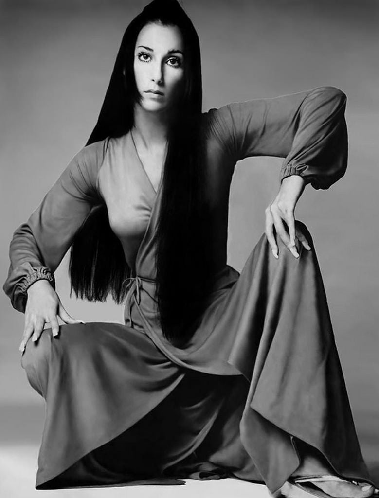 Cher in the 1960s