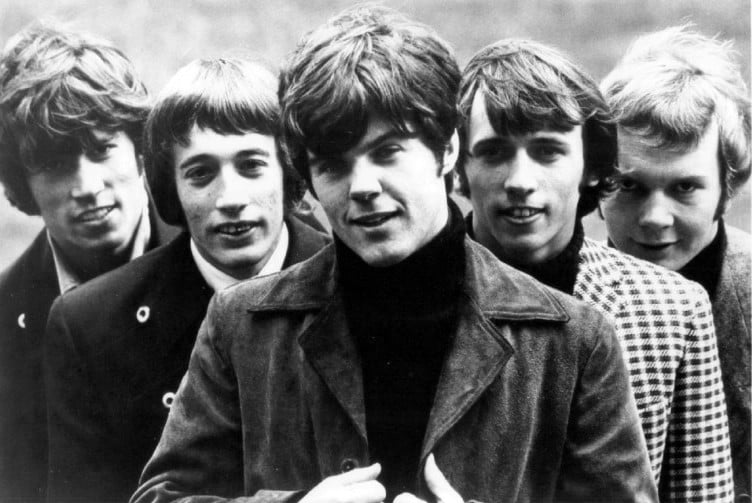 The early Bee Gees