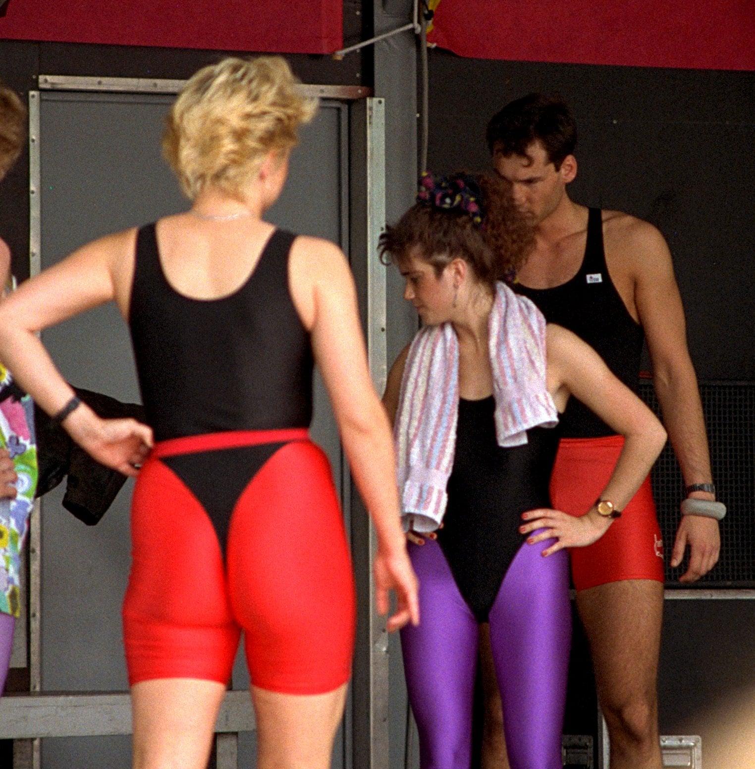 Aerobic fashions