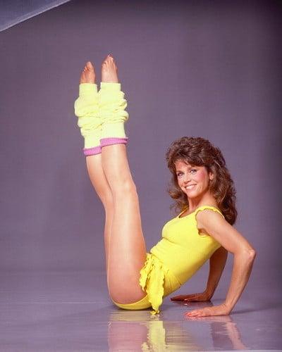 Jane Fonda 1980s