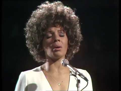 Shirley Bassey in the 1980s