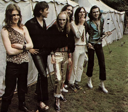 Roxy Music in the 1970s