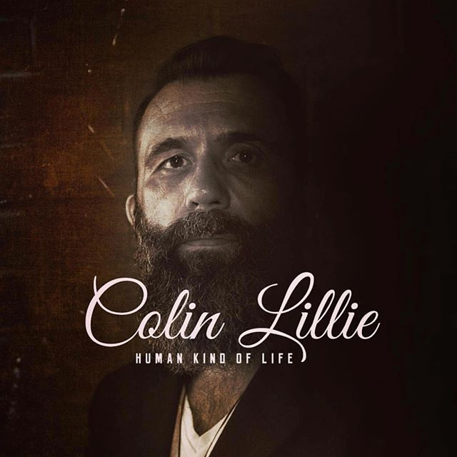 This beautiful man has a beautiful song out today... #HumanKindOfLife ...what I'd probably do is follow his lovely bearded face here 👉🏻 @colinlillie0870 and get listening! 🌞