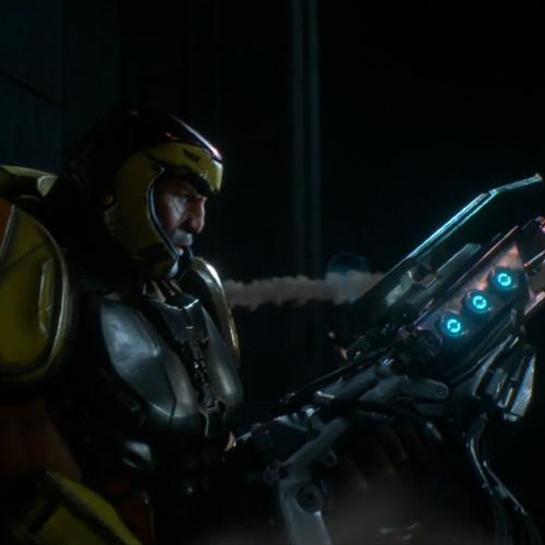 Quake Champions E3 Trailer