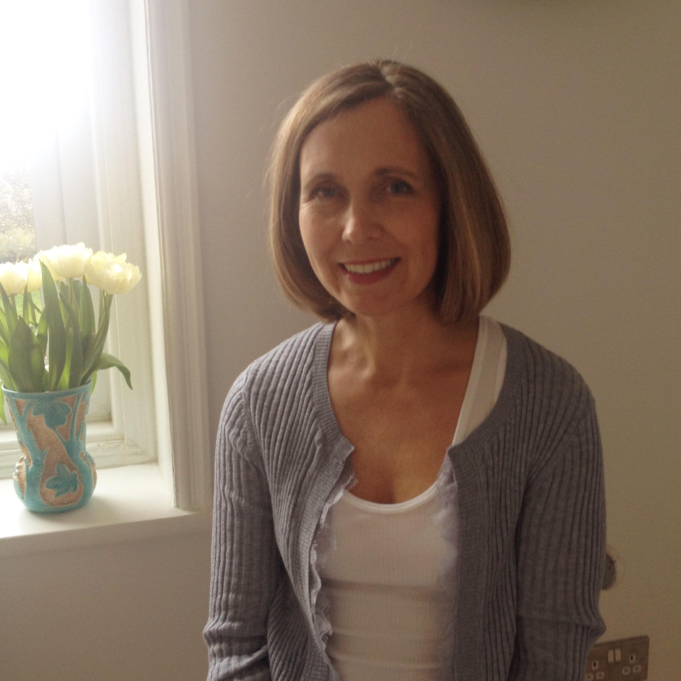 Ali Binns, CBT therapist, Bath