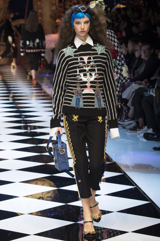 Dolce & Gabbana (MFW16)